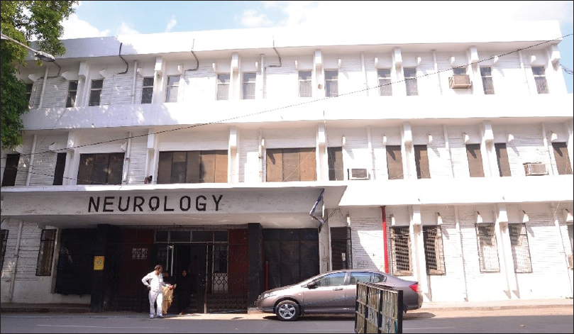 Department of Neurology, King George's Medical University, Lucknow