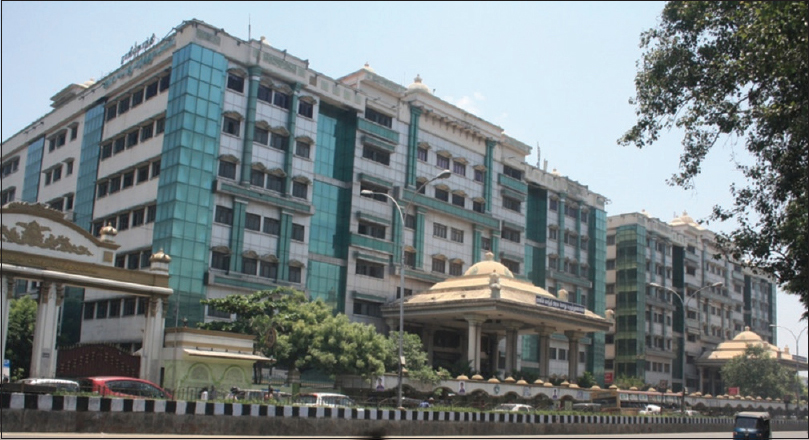 The Madras Institute of Neurology, Madras Medical College, Chennai