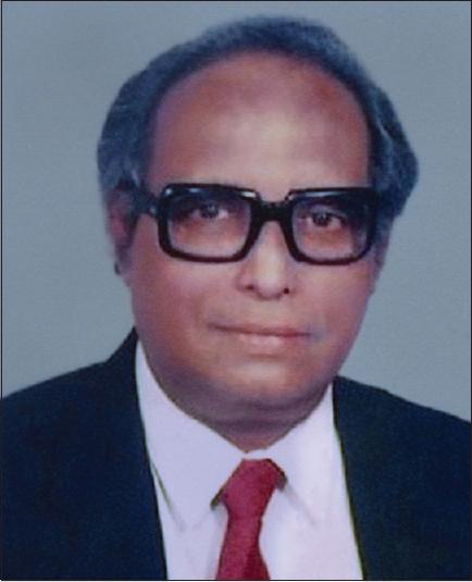 Professor Umesh Sawalaram Vengsarkar – A genius neurosurgeon