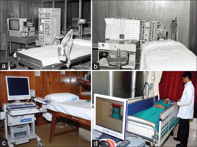 Six decades of Neurology at NIMHANS: A historical