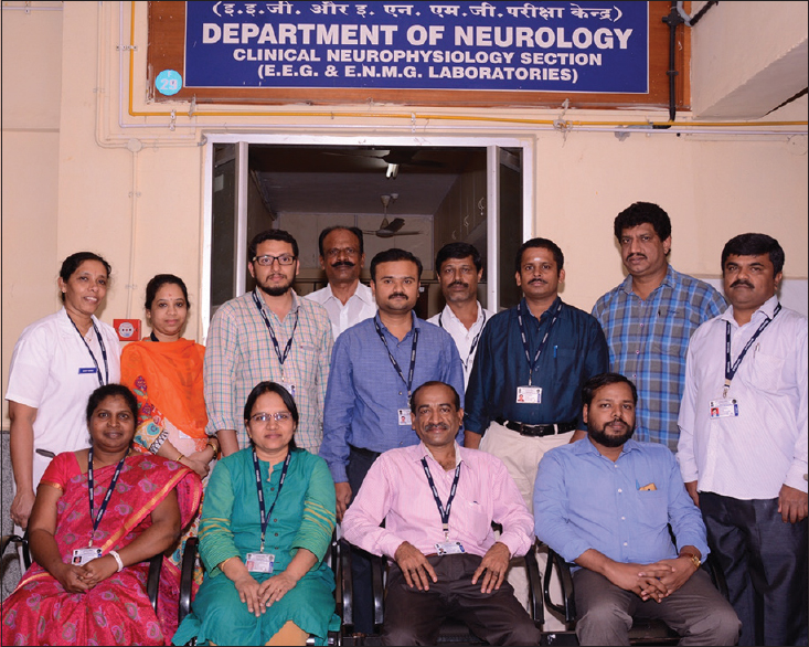 Six decades of Neurology at NIMHANS: A historical perspective