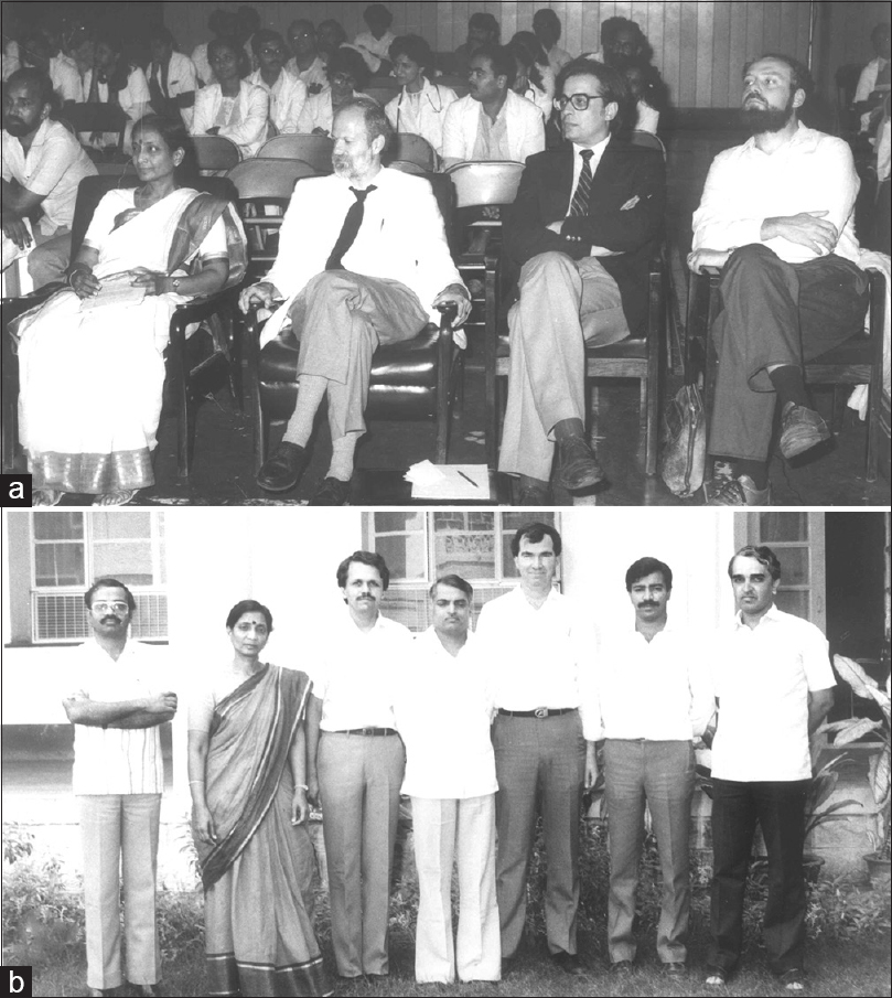 Six decades of Neurology at NIMHANS: A historical perspective