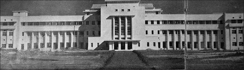 Figure 1: Government Medical College, Nagpur